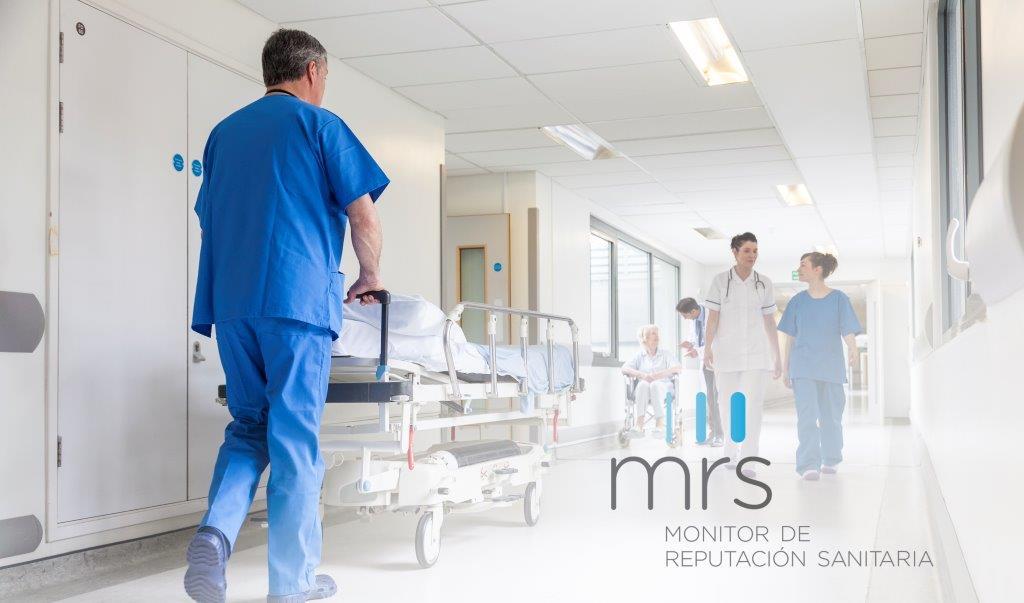 Monitor de Reputación Sanitaria