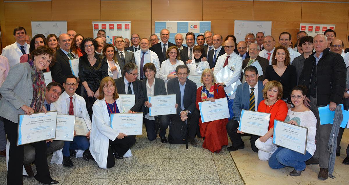 La Comunidad de Madrid mantiene 6 hospitales públicos entre los 10 con mejor  reputación 720c60e4a9b